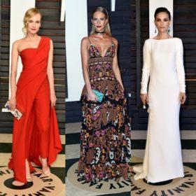 Oscars after party: Δείτε τι φόρεσαν οι stars για το μεγάλο πάρτι μετά την απονομή