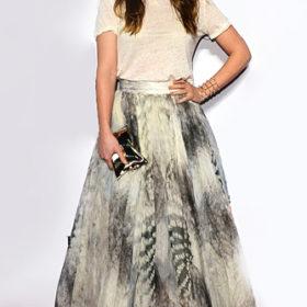 H Olivia Wilde με H&M