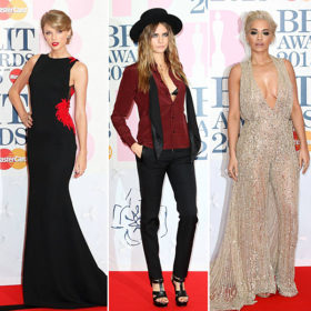 Brit Awards: Έχουμε τις λεπτομέρειες των εμφανίσεων από το κόκκινο χαλί της διοργάνωσης