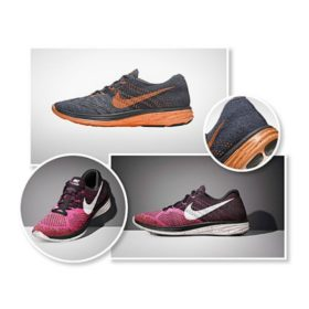 Nike Flyknit Lunar 3 : Αυτά είναι τα πιο ανθεκτικά παπούτσια
