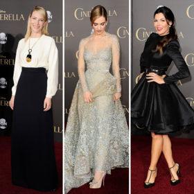 Cinderella Premiere: Δείτε τι φόρεσαν οι celebrities που βρέθηκαν στην πρεμιέρα της ταινίας
