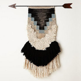 Deco Trend: Τα υφαντά στους τοίχους είναι η νέα μόδα