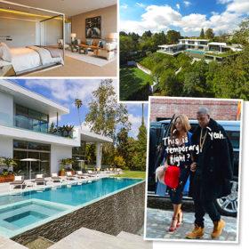 Beyonce- Jay Z: Δείτε το σπίτι που νοικιάζουν έναντι αστρονομικού ποσού