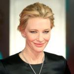 Cate Blanchett, mavro forema, piasmena mallia