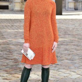 H Hailee Steinfeld με Dior