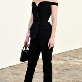H Dakota Johnson με Dior