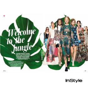 Welcome to the jungle: Σας λέμε πώς να φορέσετε τα μεγάλα tropical prints