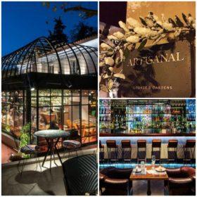 Artisanal: To εστιατόριο του Φώτη Σεργουλόπουλου έχει παριζιάνικη φινέτσα