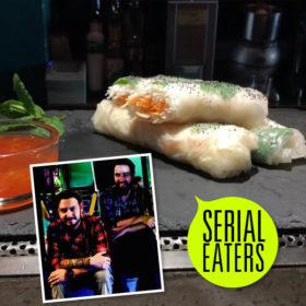 Οι Serial Eaters για την Ημέρα της Γυναίκας προτείνουν τα πιο νόστιμα ρολά με λαχανικά