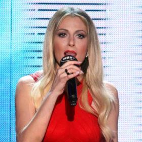 H Oriflame επιμελήθηκε το μακιγιάζ της νικήτριας του Eurosong 2015, Μαρίας Έλενας Κυριάκου