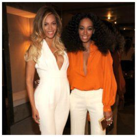 Με το ίδιο παλτό: Οι Beyoncé και Solange Knowles δανείζονται η μία τα ρούχα της άλλης