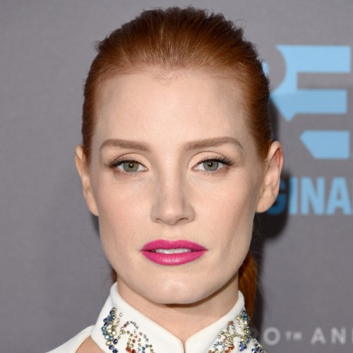 cce5601dacdd What the...  H Jessica Chastain όπως δεν την έχουμε ξαναδεί