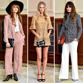 Paris Fashion Week: Ποιοι διάσημοι βρέθηκαν front row στο show της Chanel;