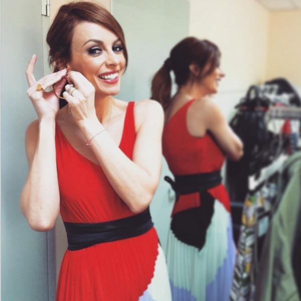 14b7fb14112 Μπέτυ Μαγγίρα: Το total Zara look της είναι αυτό που θα αντιγράψουμε φέτος  το καλοκαίρι - Celebrity | Style - InStyle.gr