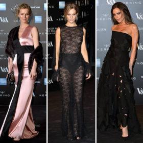 Alexander McQueen-Savage Beauty: Δείτε τι φόρεσαν οι celebrities που βρέθηκαν στα εγκαίνια της έκθεσης