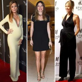 Still Thin: 10 γυναίκες που παρέμειναν αδύνατες κατά τη διάρκεια της εγκυμοσύνης τους