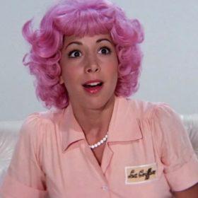 Ποια celebrity αποφάσισε να μοιάσει στην Frenchie από την ταινία Grease;