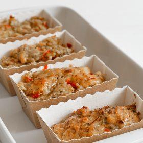 Muffins με κολοκύθι