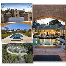 Τι κοινό έχει το σπίτι σας με την έπαυλη της οικογένειας Kardashian-West;