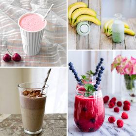 Breakfast: Ξεκινήστε την ημέρα σας με smoothies