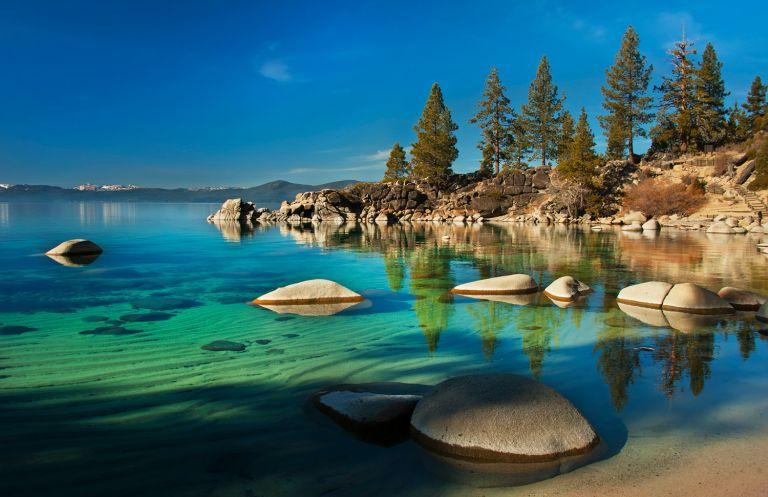 Tahoe lake, Nevada