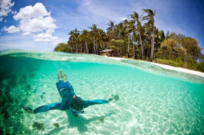 palawan, linapacan island, philippines