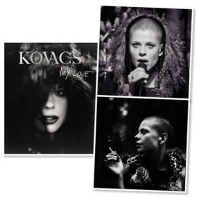 Η Kovacs στην Ελλάδα: Mη χάσετε την συναυλία της σεζόν