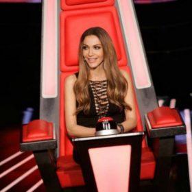 Ξέρουμε τι φόρεσε η Δέσποινα Βανδή στο 1o Live του The Voice