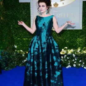 Η Helena Bonham Carter κάποτε είχε ζητήσει από τον πρίγκιπα William να γίνει νονός της κόρης της