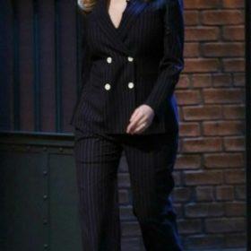 Η Christina Hendricks με Max Mara
