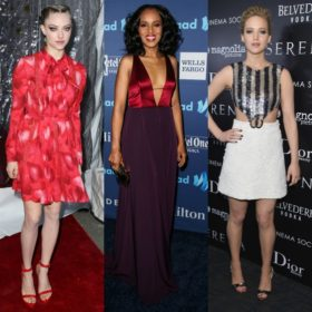 Best dressed: Δείτε τις πιο καλοντυμένες celebrities για την εβδομάδα που μας πέρασε