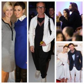 Ένα fashion φωτογραφικό λεύκωμα: Οι Έλληνες celebrities που βρέθηκαν στο Athens Exclusive Designers Week