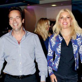 Ελένη Μενεγάκη-Μάκης Παντζόπουλος: Αυτή είναι η ημερομηνία που παντρεύτηκαν