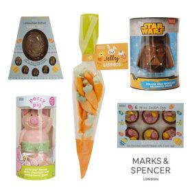 Αυτό το Πάσχα κάνουμε το τραπέζι με Marks & Spencer Food