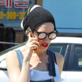 OMG! H Gwen Stefani ΔΕΝ είναι πια ξανθιά!