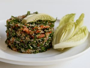 homepage image, tabouleh, barouh, food factory