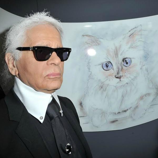 Choupette, gata, Karl Lagerfeld