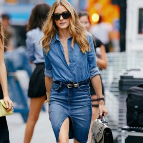 How to: Τι πρέπει να προσέξετε όταν φοράτε total denim;