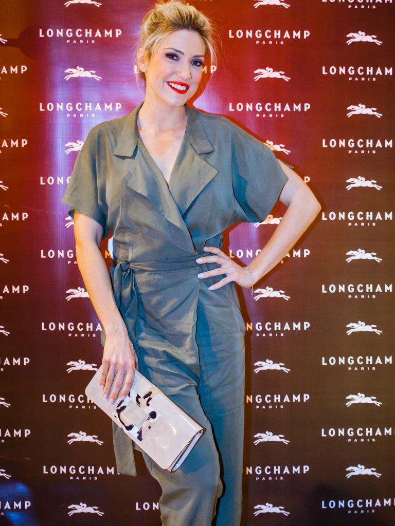 elena papavasileiou,le pliage personalized event longchamp kifisia