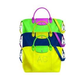 Τώρα μπορείτε να φτιάξετε τη δική σας, μοναδική τσάντα Longchamp