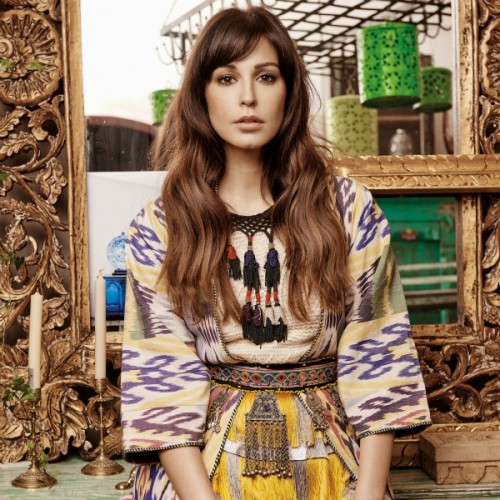 homepage image, katerina papoutsaki, cover, instyle may, tefhos 19,color issue, InStyle