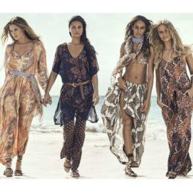 Η H&M«επιστρατεύει» τα πιο γνωστά super models για τη νέα της καμπάνια