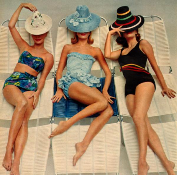 retro swimwear, homepage image, 600*600
