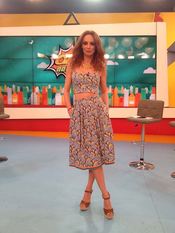 505ba95f93e Μπέτυ Μαγγίρα: Το total Zara look της είναι αυτό που θα αντιγράψουμε ...
