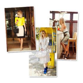 Μαρία Ηλιάκη: Δείτε μερικά από τα καλύτερα looks από το site της