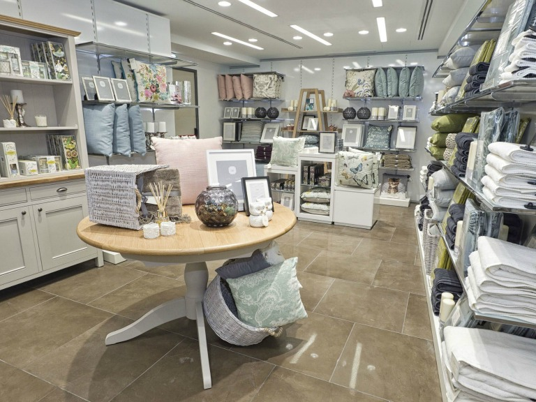 m&s home, marks and spencer