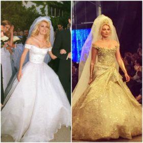 Κωνσταντίνα Σπυροπούλου & Ελένη Μενεγάκη: Ποια φόρεσε το νυφικό καλύτερα;