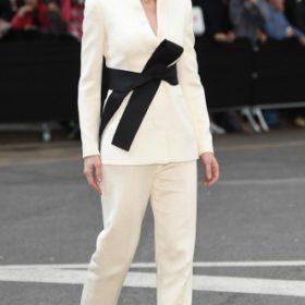 Η Cate Blanchett με Giorgio Armani