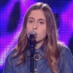 areti kosmidou, the voice 1, homepage image