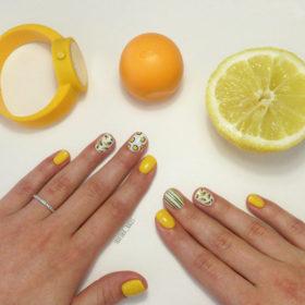 #YellowNails: Τα πιο φωτεινά, κίτρινα νύχια του Instagram